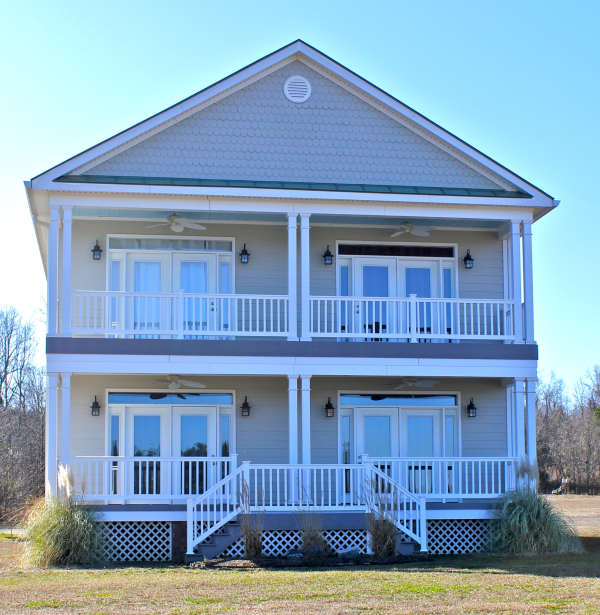 Homes at the Landing at Totuskey Creek
