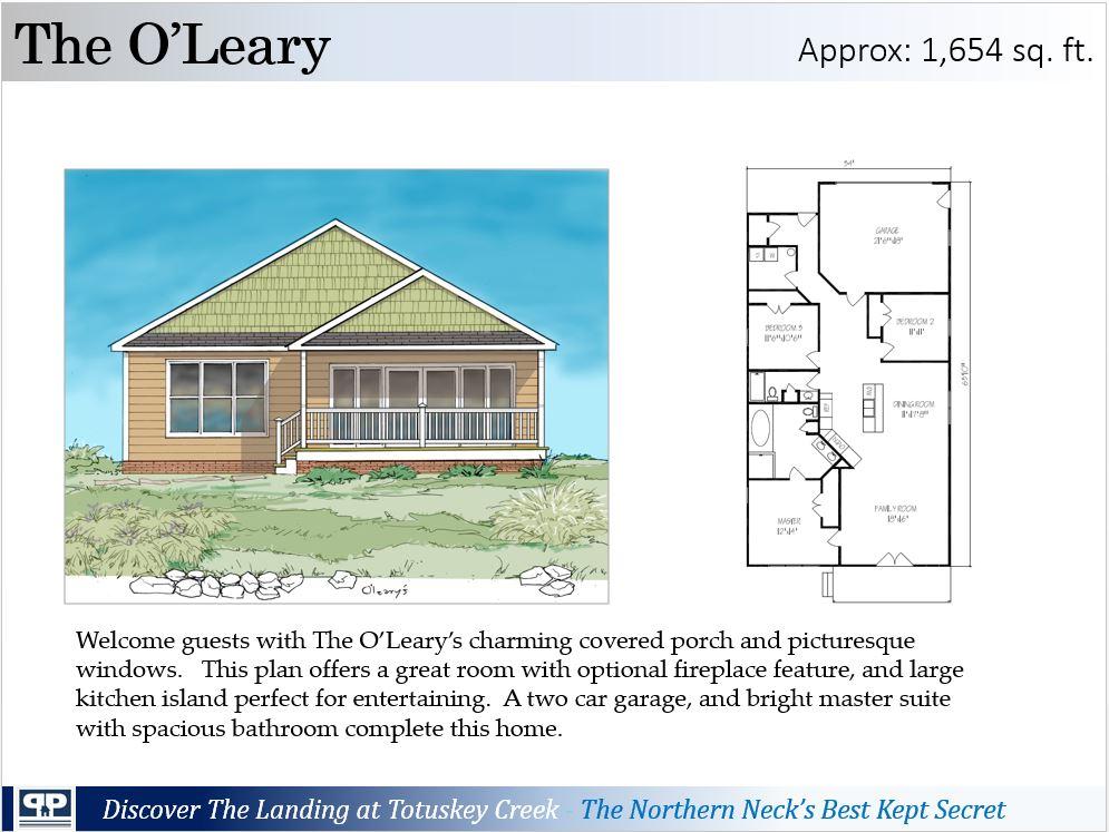 The O'Leary Summary