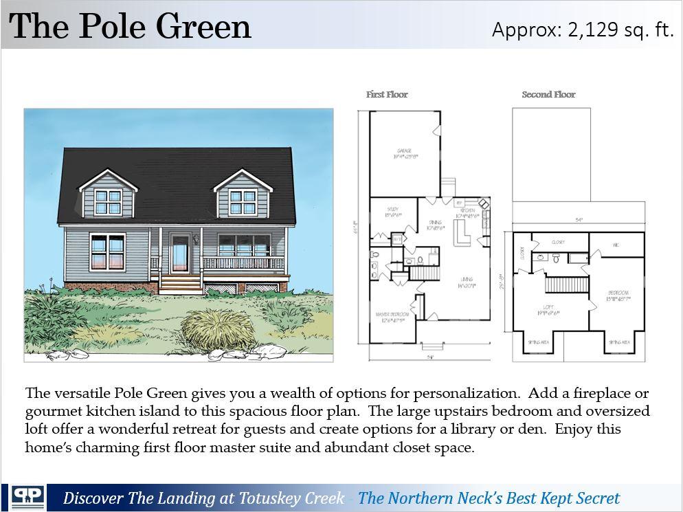 The_Pole_Green_Summary