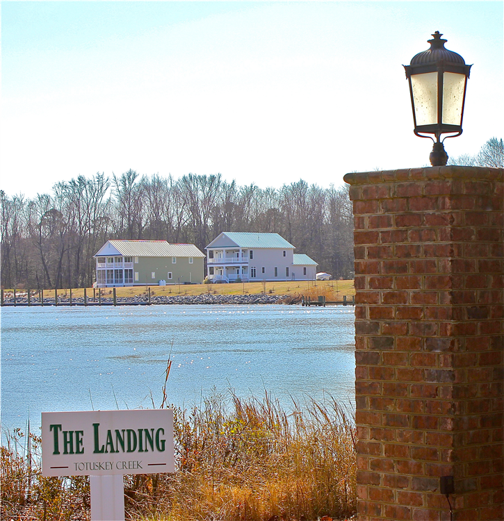 The Landing on the Northern Neck