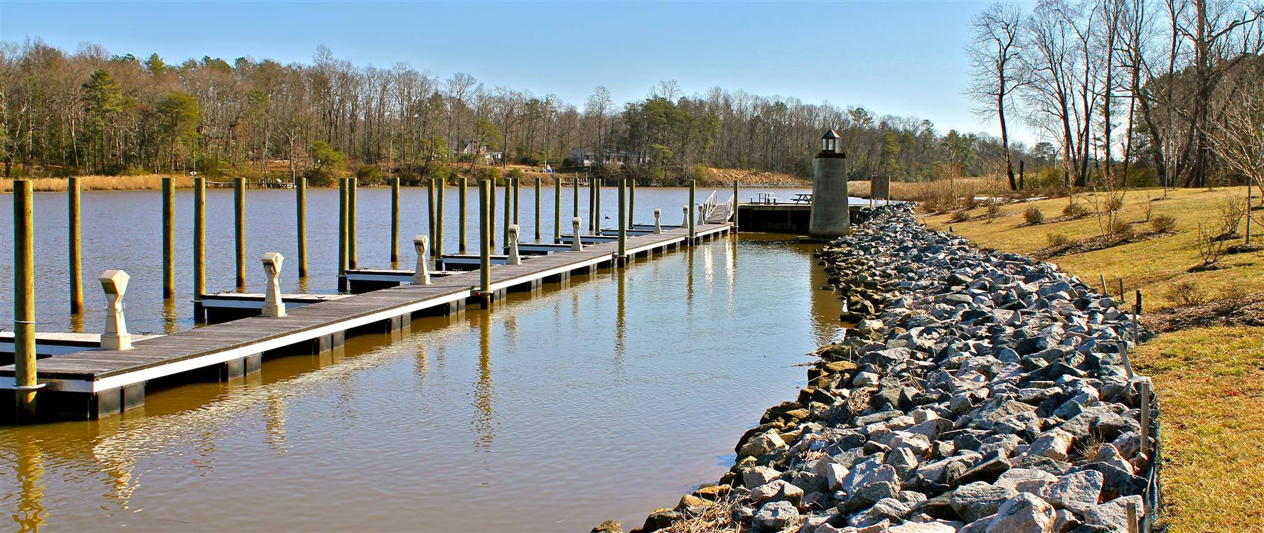 Northern Neck waterfront