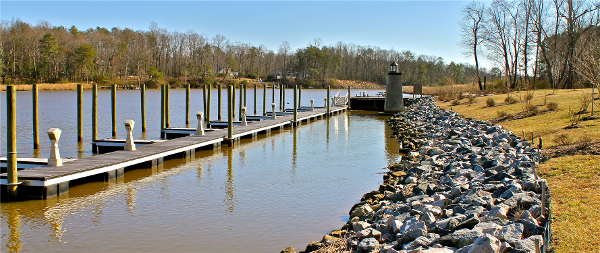 Northern Neck waterfront