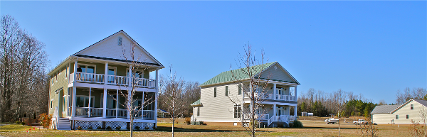 Waterfront Properties on the Northern Neck